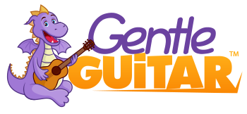 Gentle Guitar™ — Music School & Skype Lessons For Kids