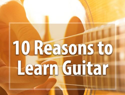 10 Reasons Why Everyone Should Learn Guitar