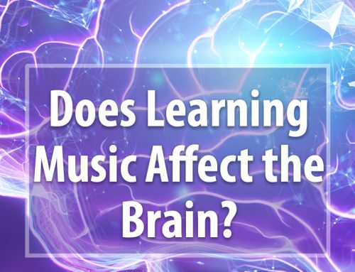Does the brain structure of kids who learn music differ from those who don't?