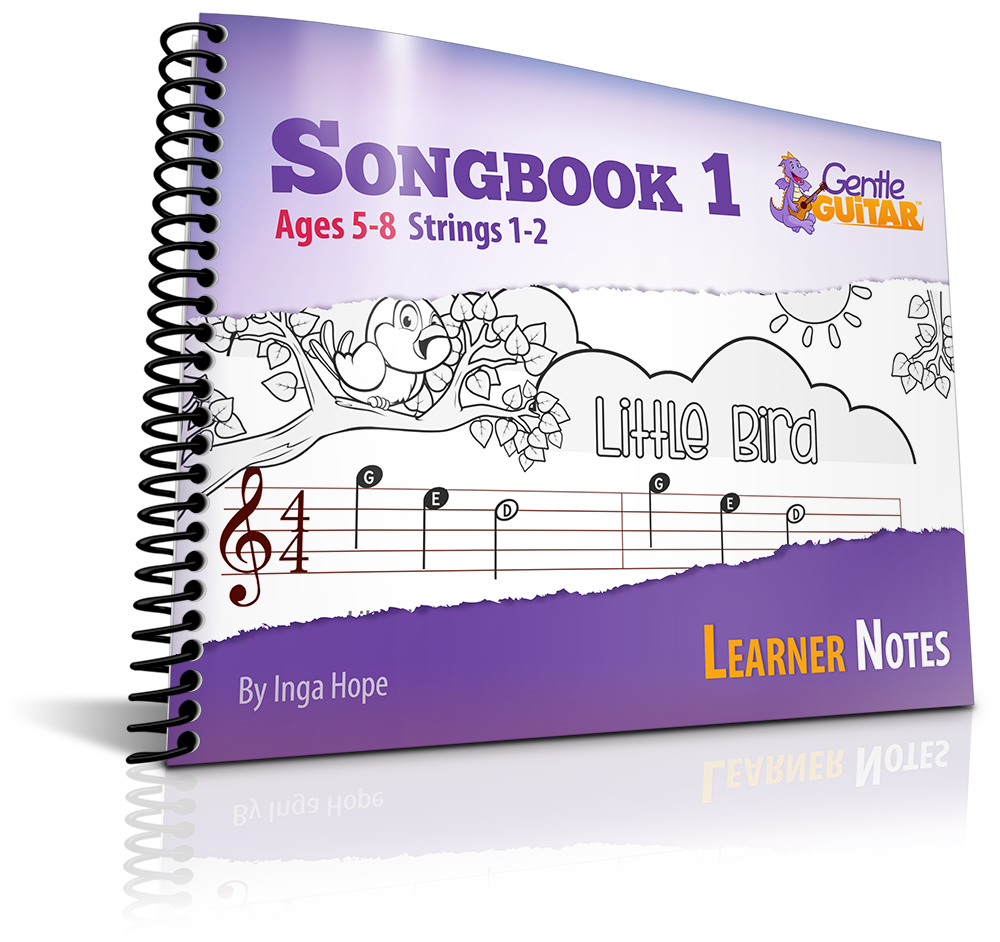 Guitar Songbook For Kids
