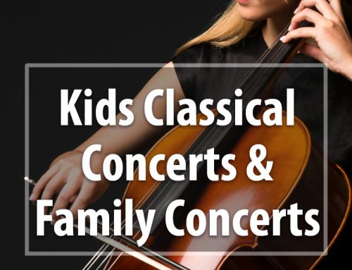 Kids Concerts & Family Friendly Concerts