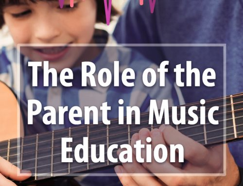 The Role of the Parent in Kids Music Lessons