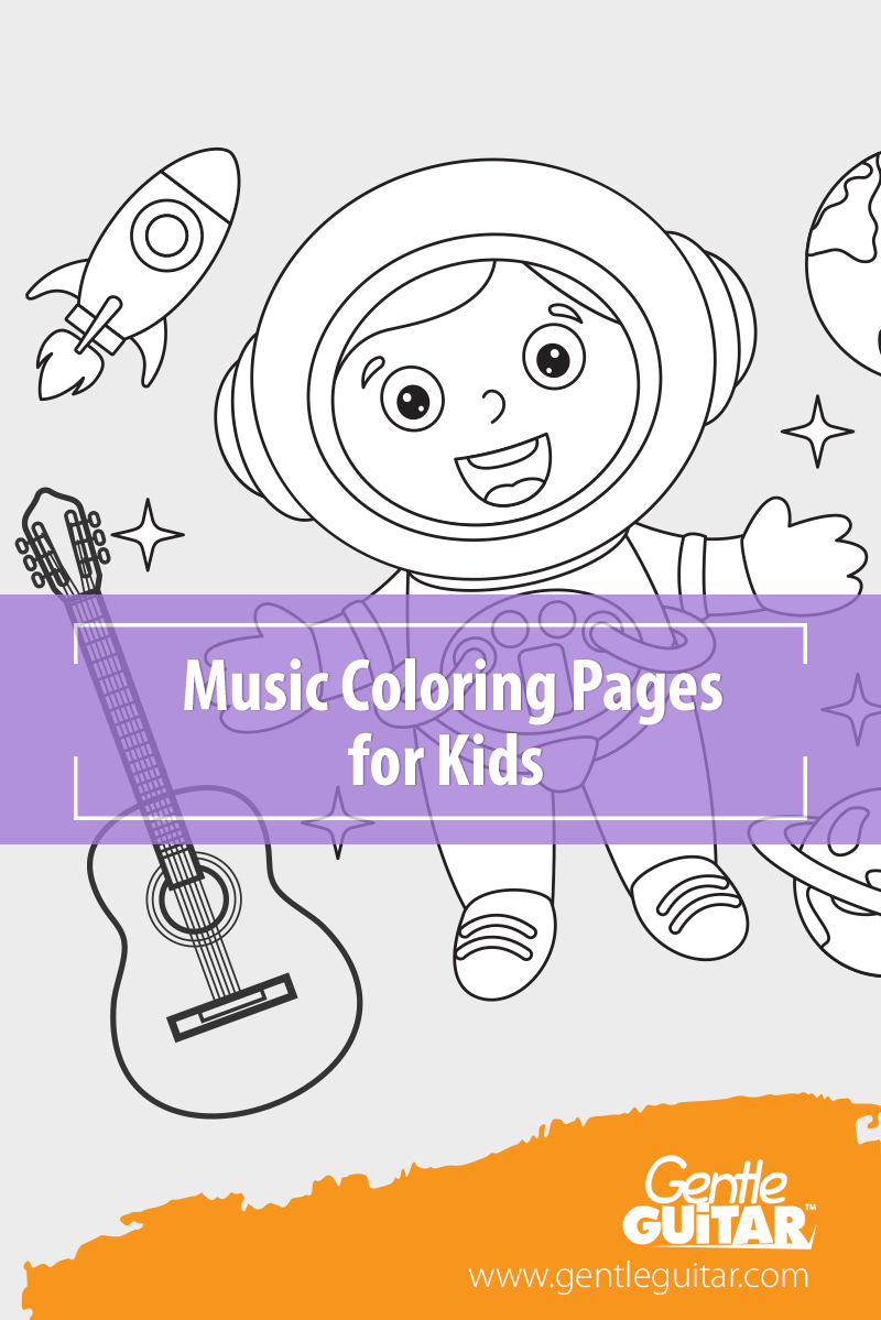 Kids Coloring Pages Music 19 Music Coloring Sheets - Friv Free ... | 1199x800