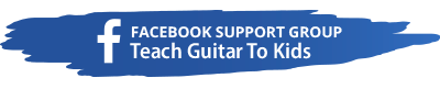 Support Group On Facebook For Guitar Teachers Who Teach Kids