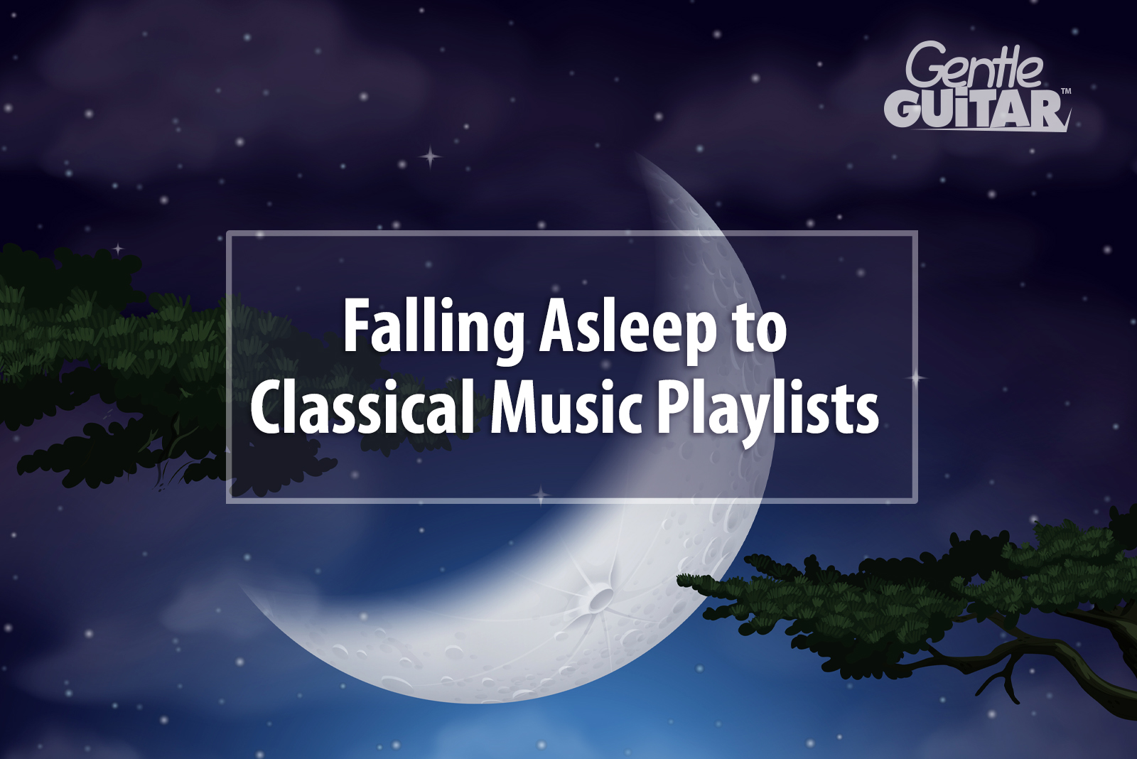 Falling Asleep to classical music