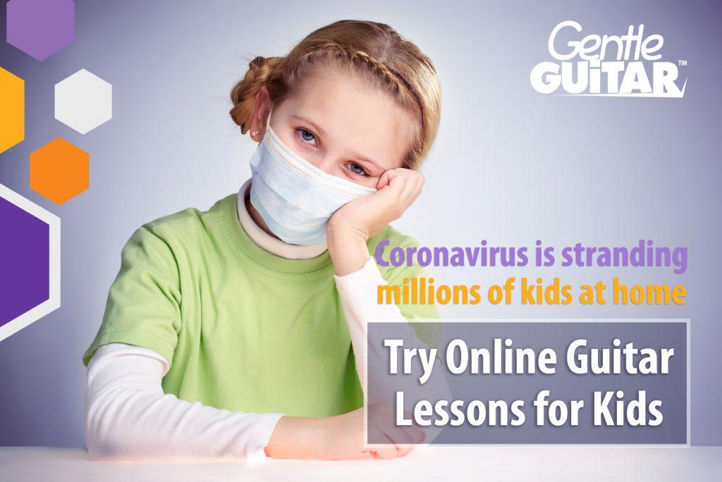 Coronavirus kids at home activities online